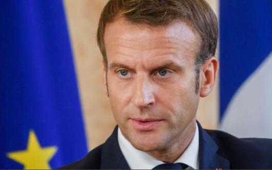 马克龙宣布法国将再次封国、恐慌席卷全球